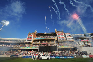 Cricket at the Kia Oval