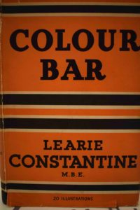 Colour Bar by Learie Constantin