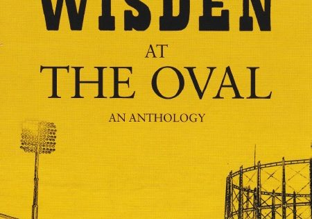 Wisden at The Oval, edited by Jon Surtees