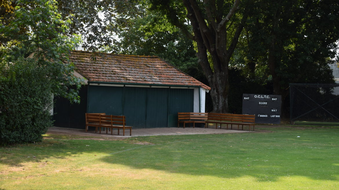 Pavilion at Oporto Cricket & Lawn Tennis Club